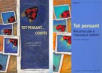 Llibre de l'estudiant: Tot pensant...Contes  - Manual del professor: Tot pensant