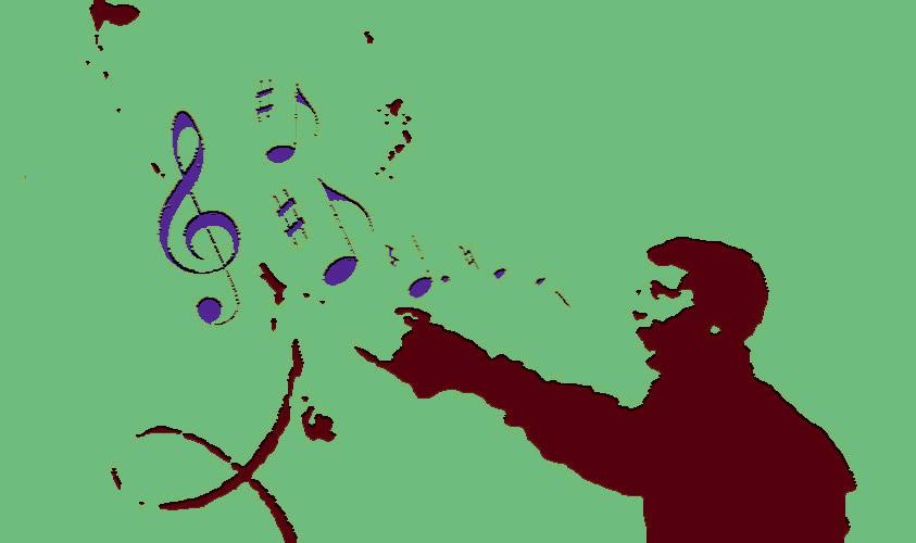 Pensar amb la pintura - Pensar amb música